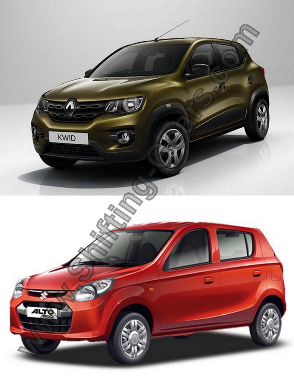 Renault Kwid Vs Alto 2017 Ototrendsnet