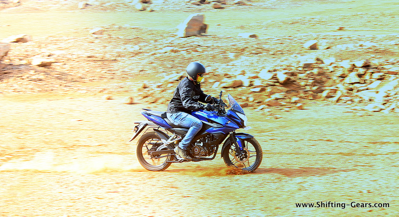 Bajaj Pulsar AS150: Test Ride Review