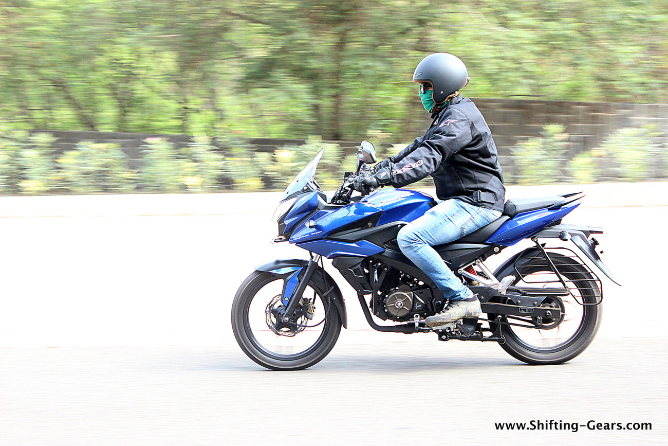 Bajaj Pulsar AS150: Test Ride Review | Shifting-Gears