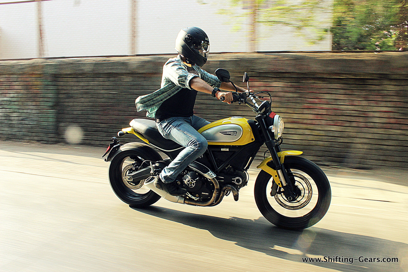 Ducati Scrambler: Test Ride Review