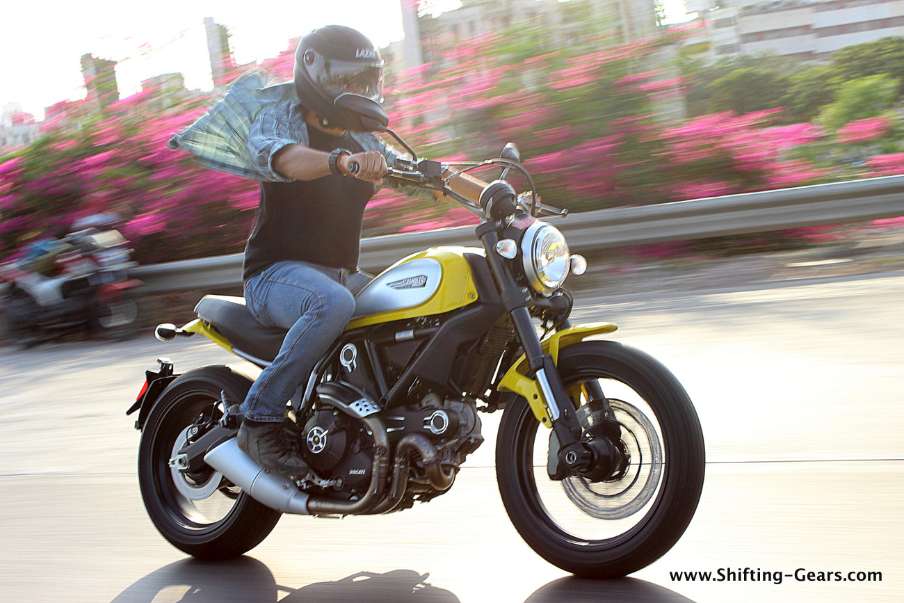 Ducati Scrambler photo gallery