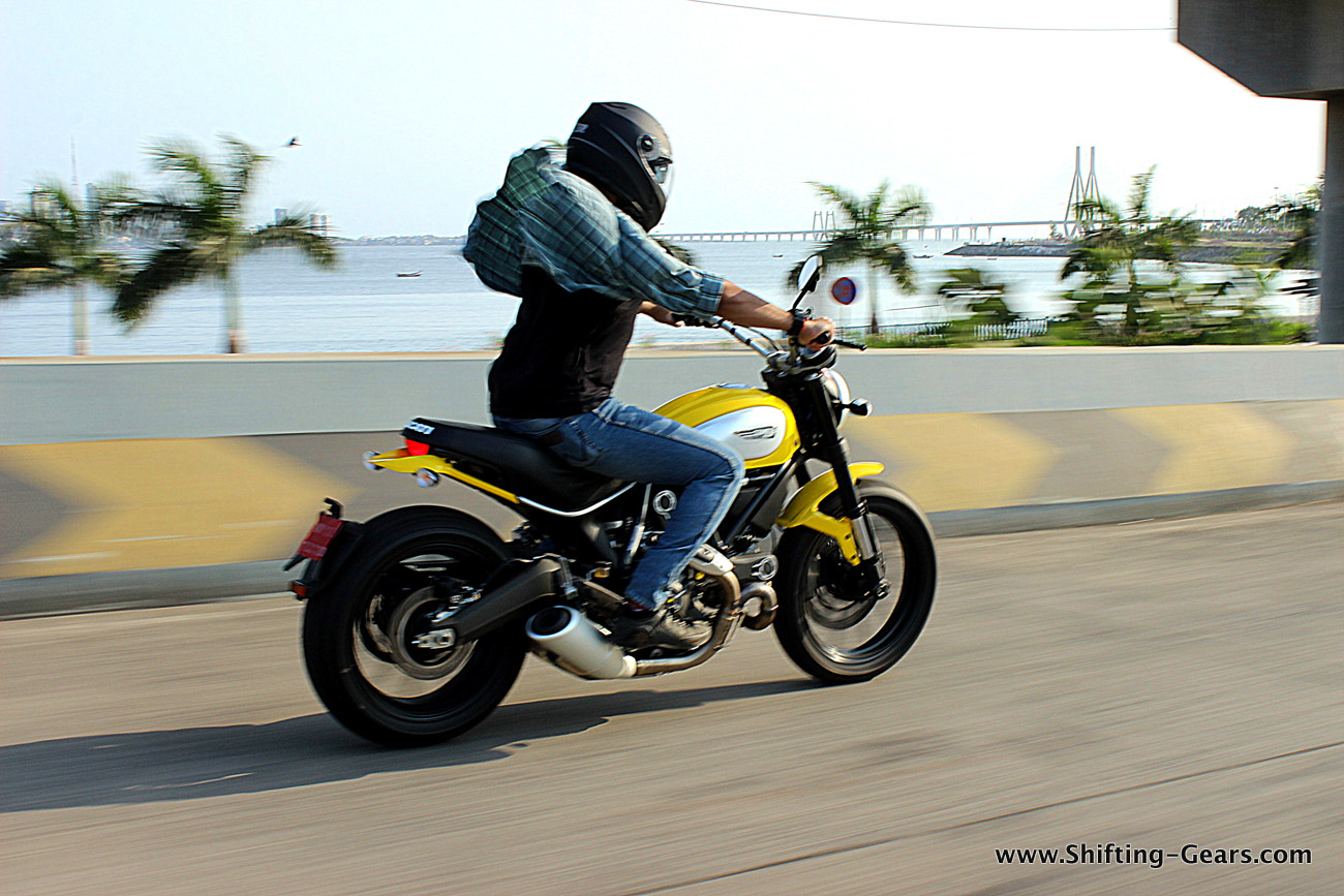 Ducati Scrambler Icon Test Ride Review Shifting Gears
