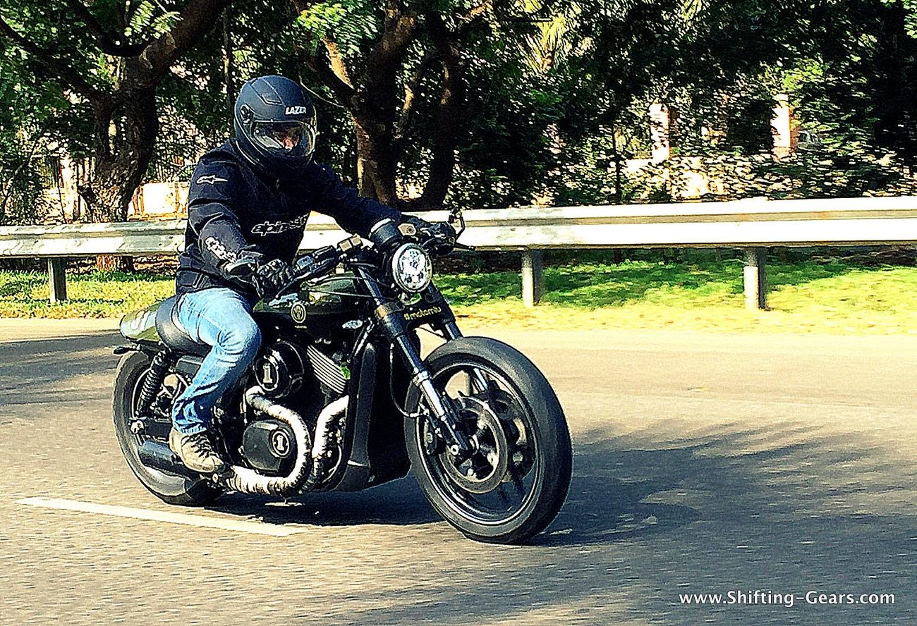 Motomiu Katanga Uno: Test Ride Review