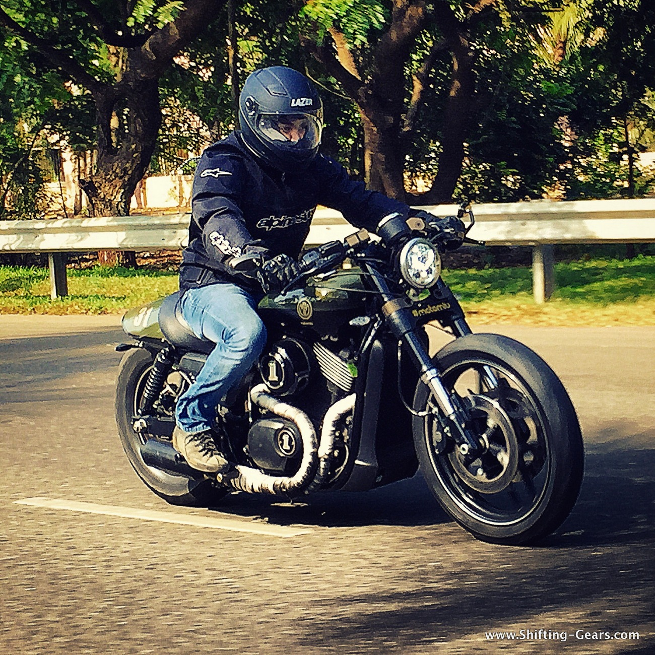 Motomiu Harley-Davidson Street 750 photo gallery