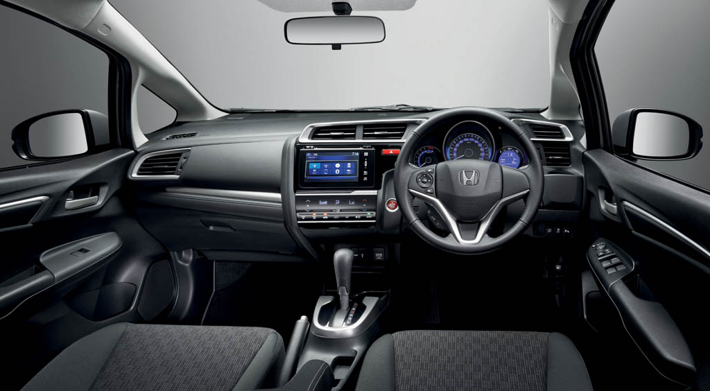 Honda Jazz Test Drive Review Shifting Gears