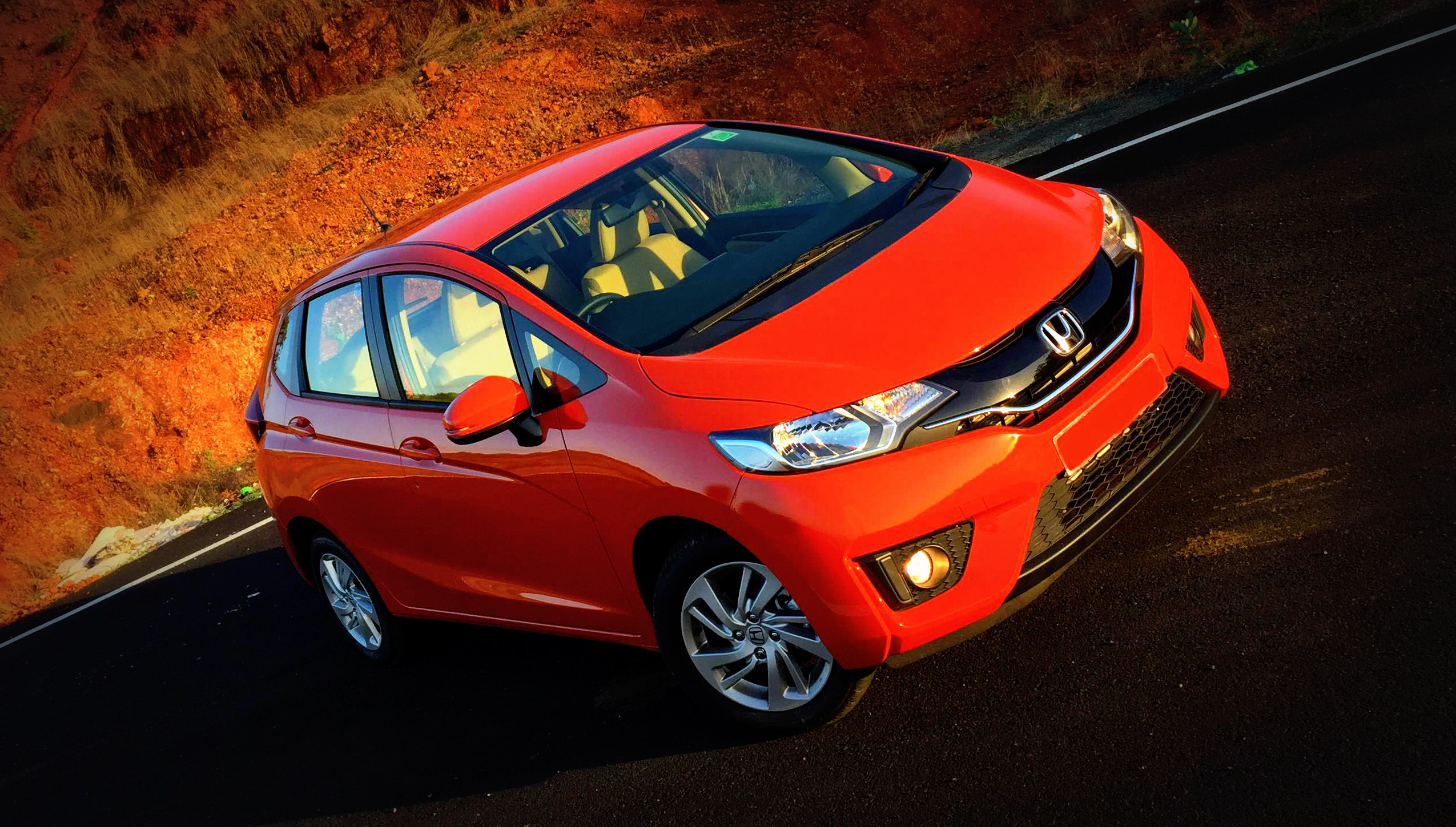 Honda Jazz: Test Drive Review