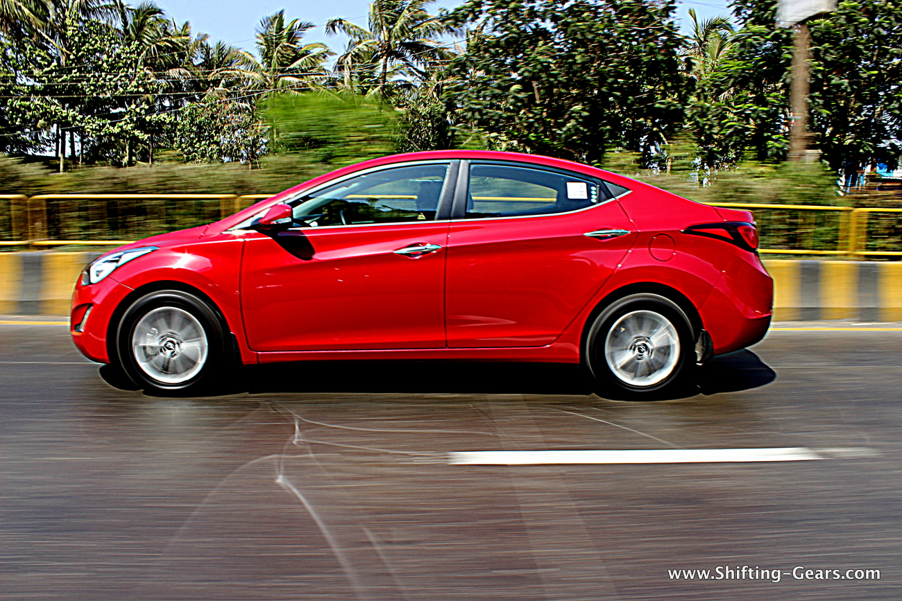 2015 Hyundai Elantra facelift: Test Drive Review