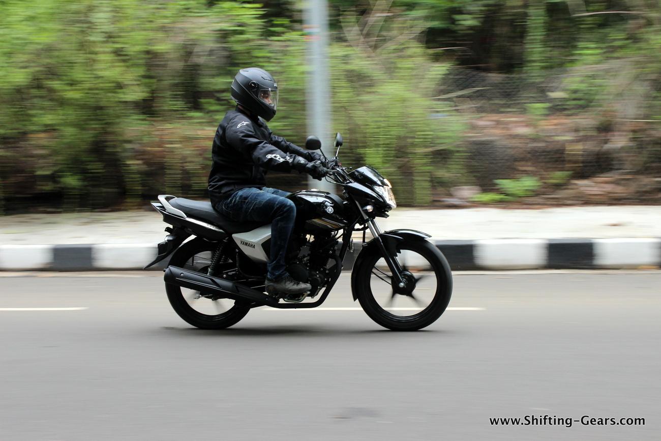 Yamaha Saluto 125: Test Ride Review