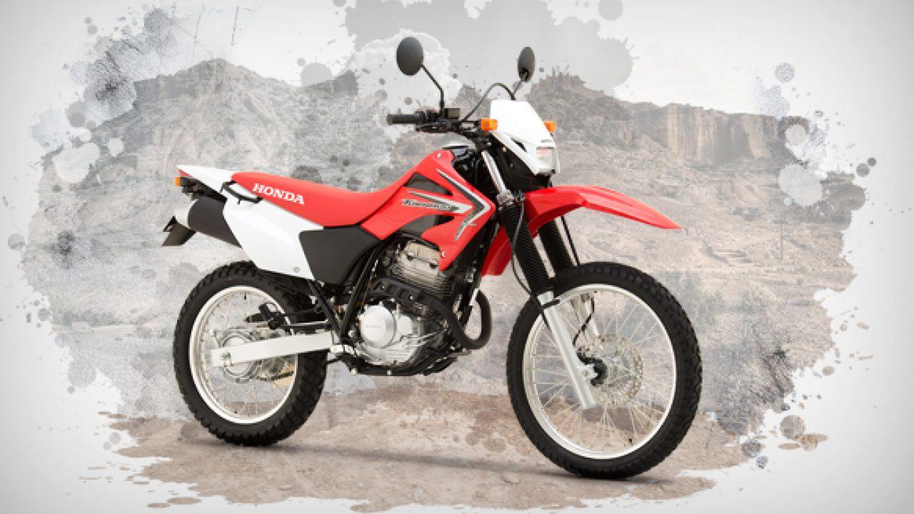 Honda Xr250 Tornado Dual Sport Motorcycle Imported For Testing
