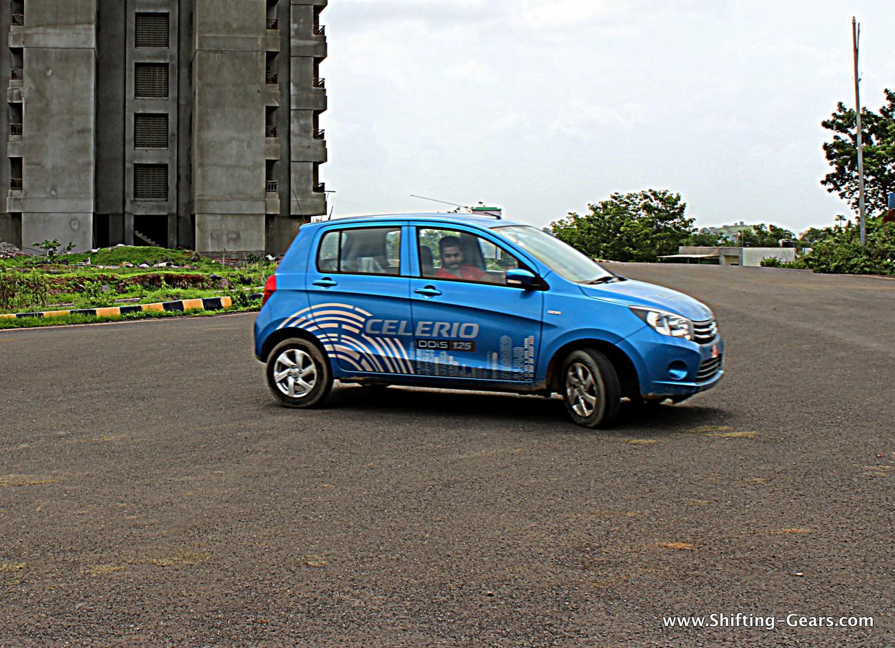 Maruti Suzuki Celerio Diesel: Review
