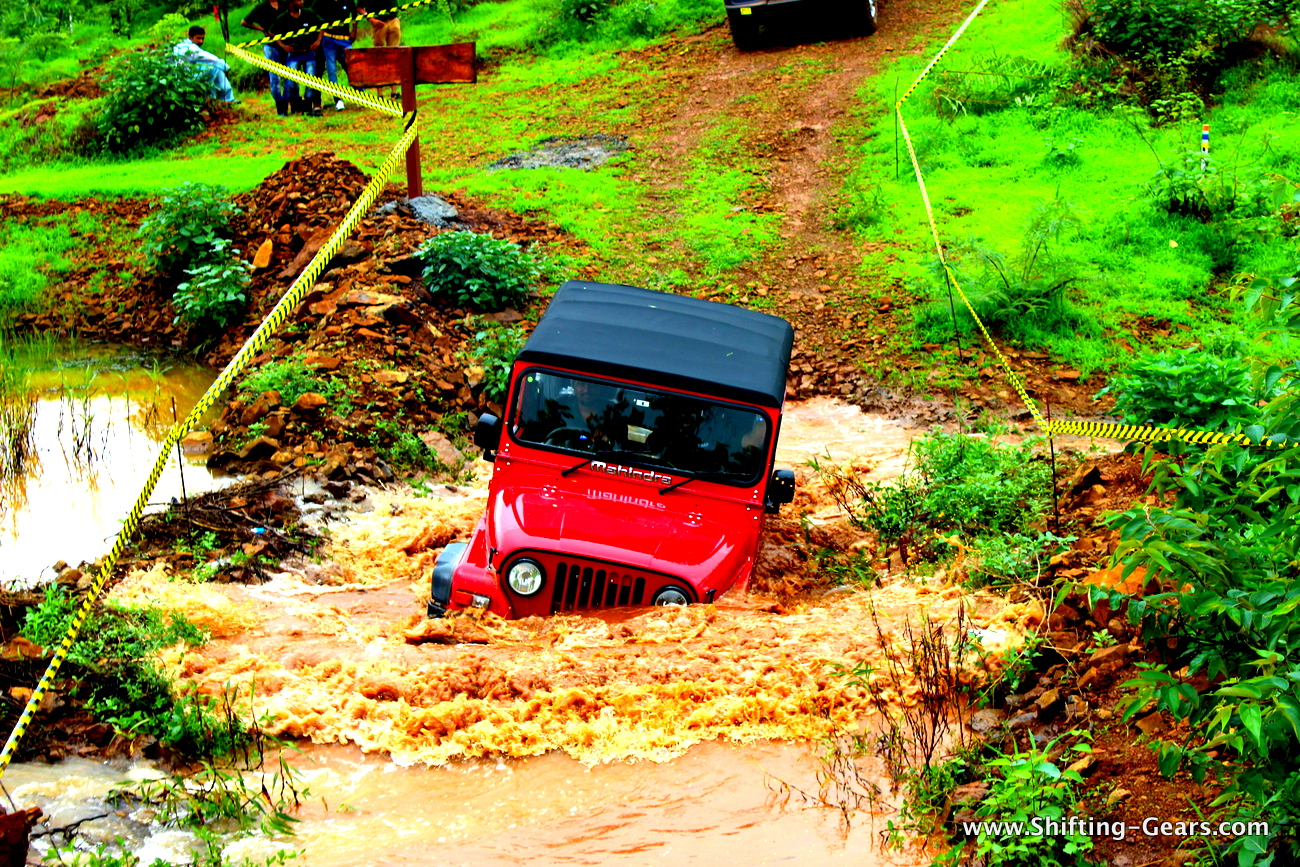 Mahindra Thar CRDe facelift photo gallery