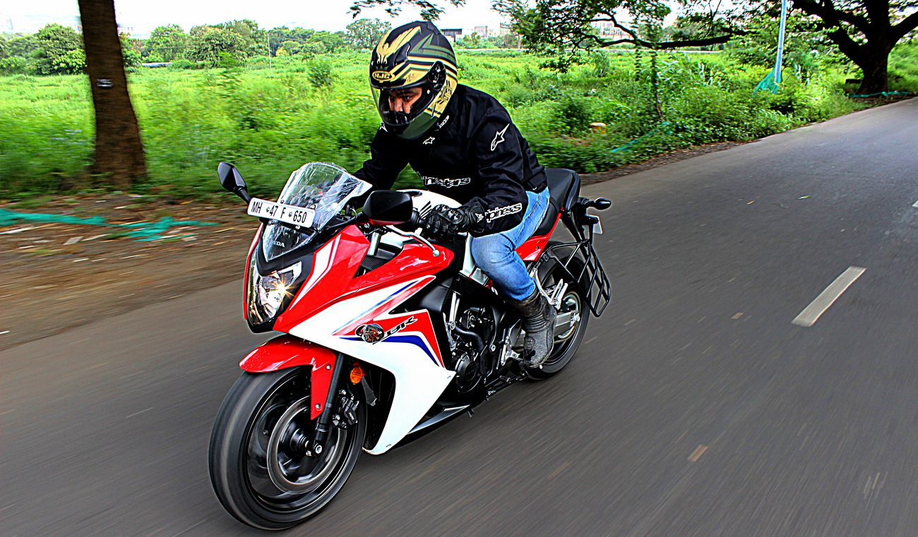 Honda CBR650F: Test Ride Review