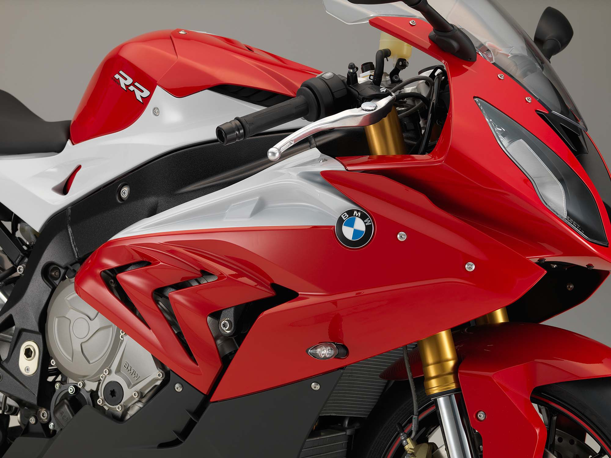 Why Does The Bmw S1000rr Have Asymmetric Headlights And Fairing