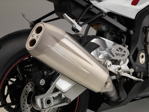 BMW S1000RR Exhaust