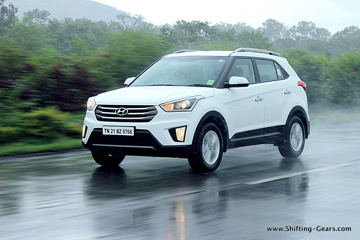 Hyundai Creta Photo Gallery Shifting Gears