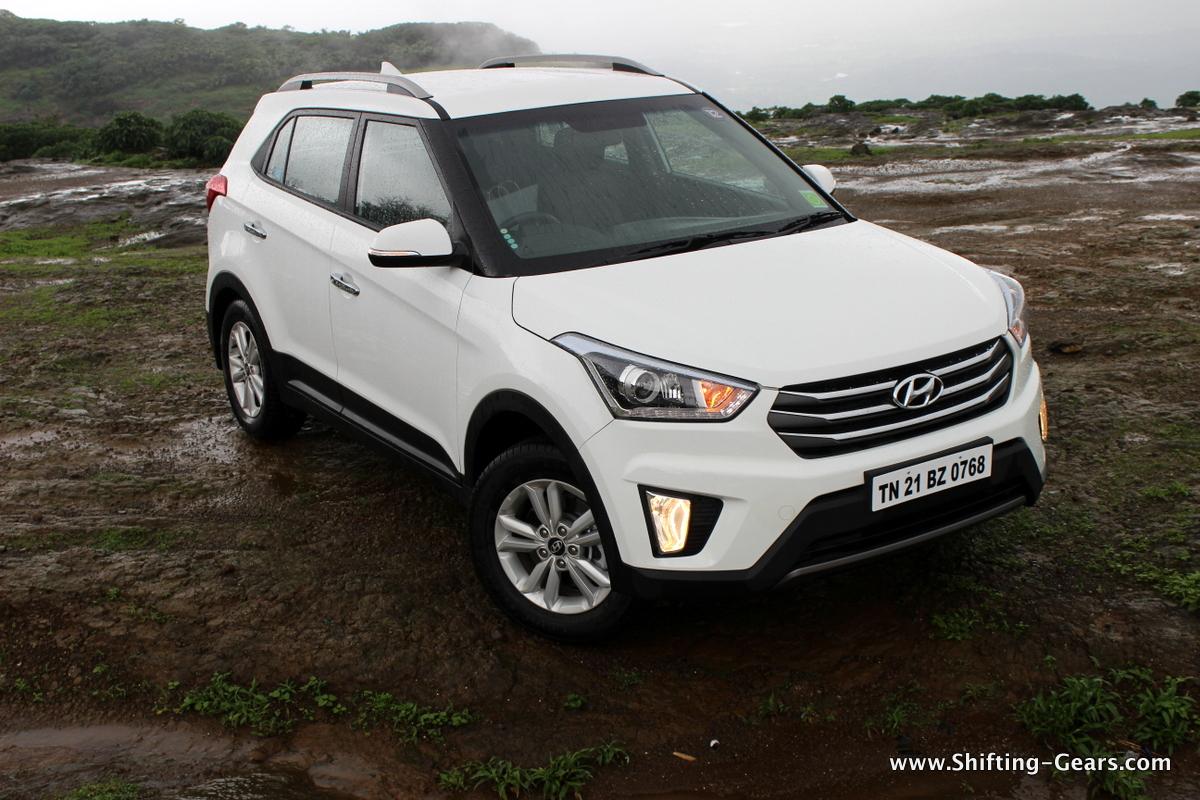 Hyundai Creta Long Drive Review Shifting Gears
