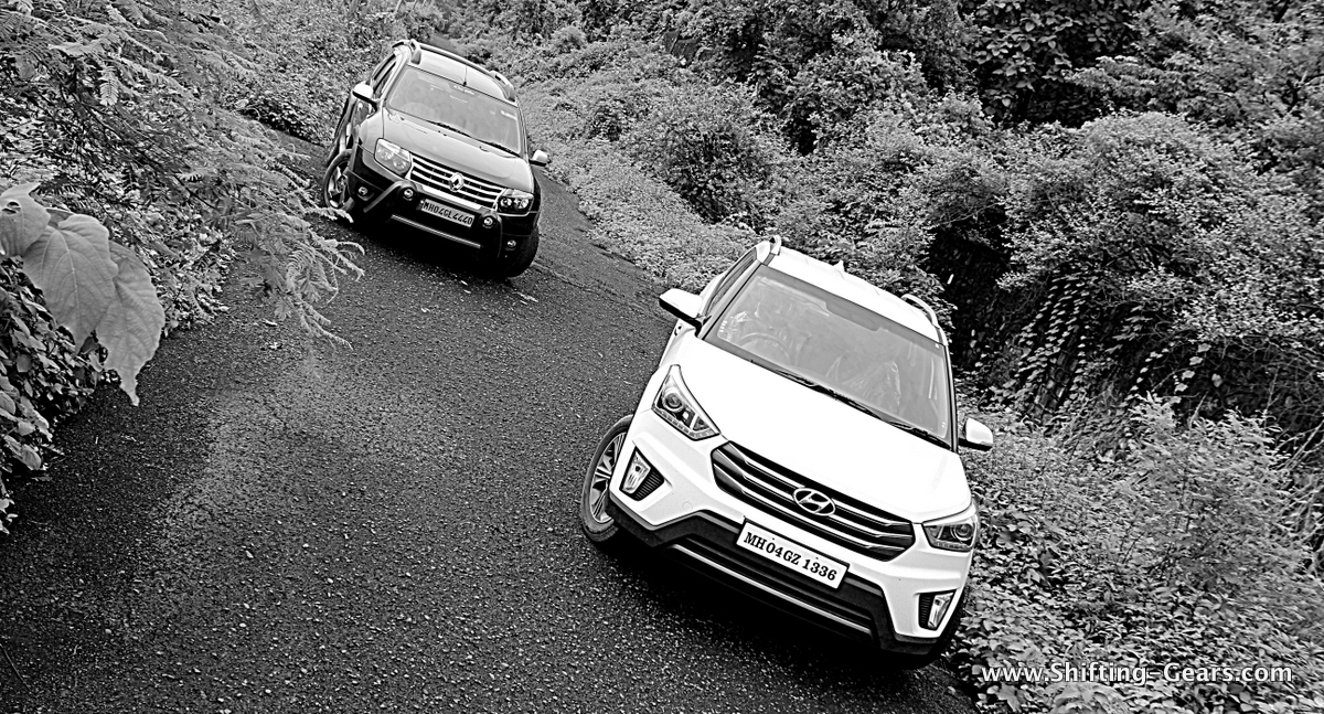 Here's how the Hyundai Creta whips the Renault Duster