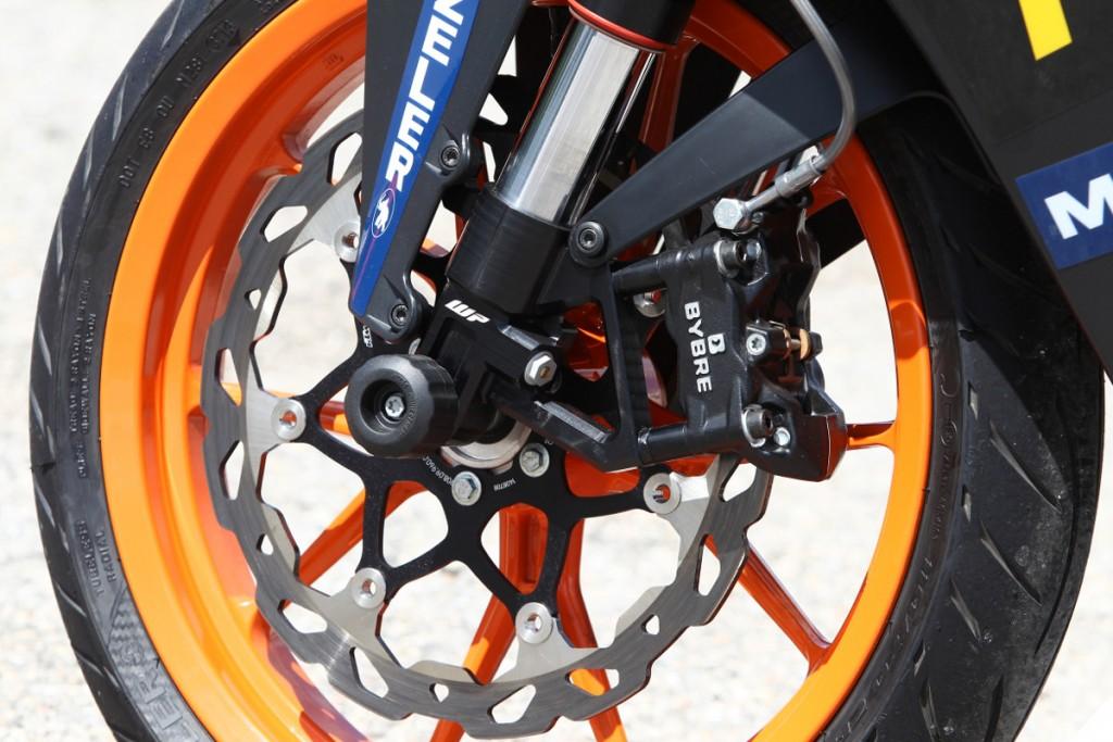 Petal disc rotors