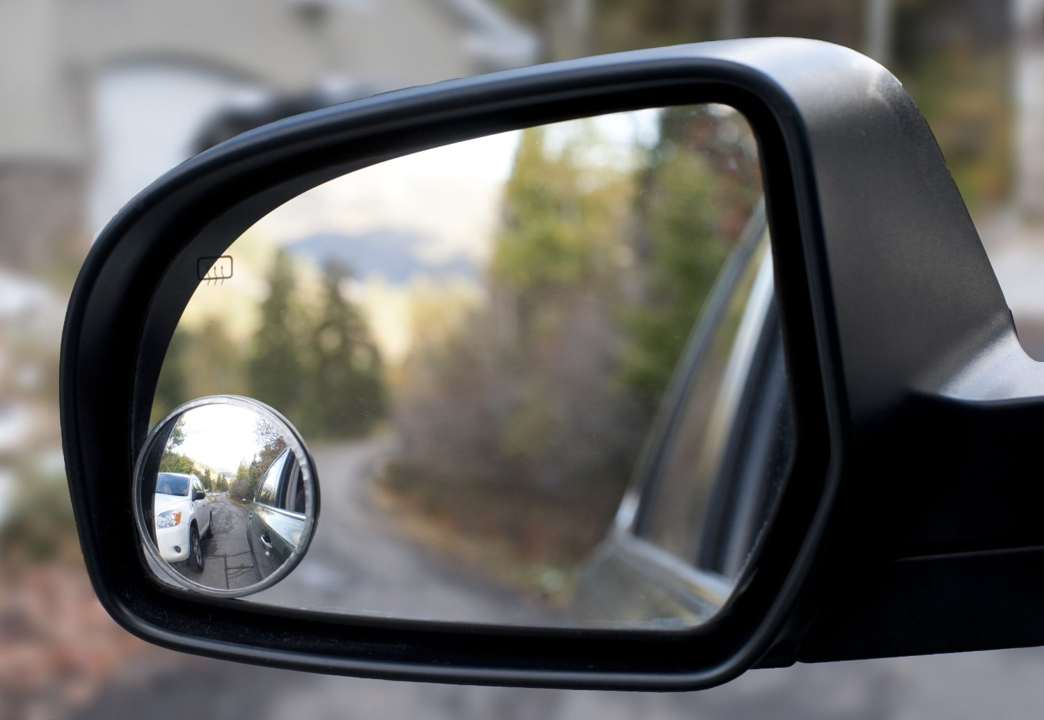 Blind Spots Explained Shifting Gears