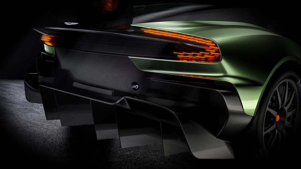 Vulcan's sharp looking tail lights