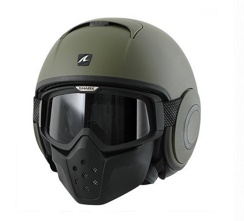 Shark Raw Motorcycle Helmet
