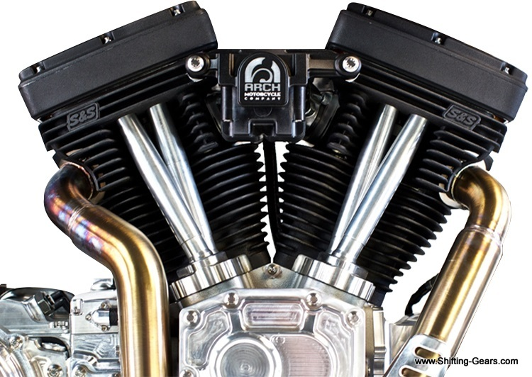 KRGT-1 2,032cc engine