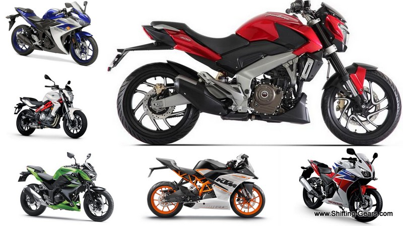 12 bikes for you between Rs. 2 - 4 lakh