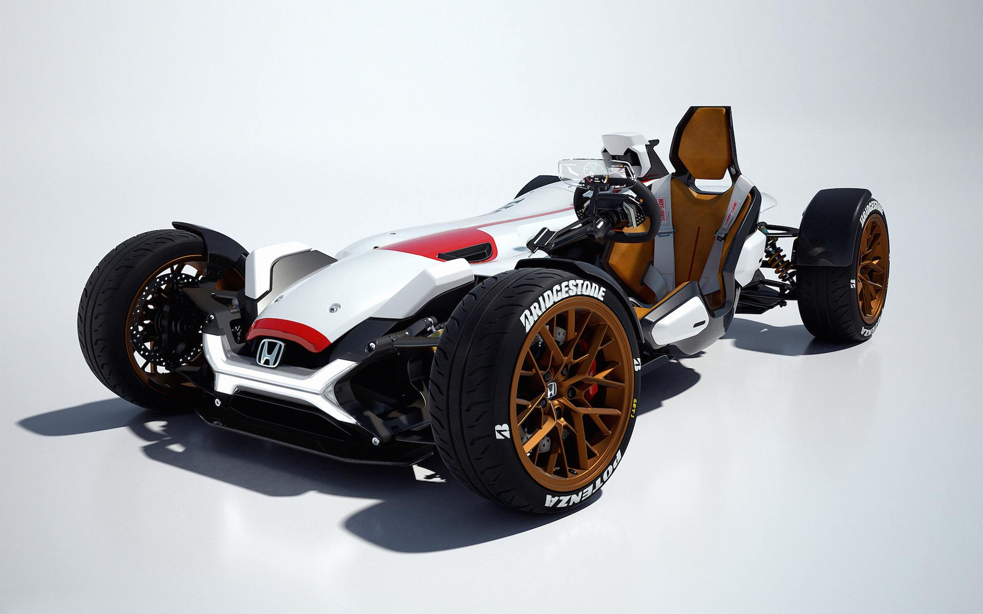 Hondas Car And Bike Designer Collaboration 24 Project