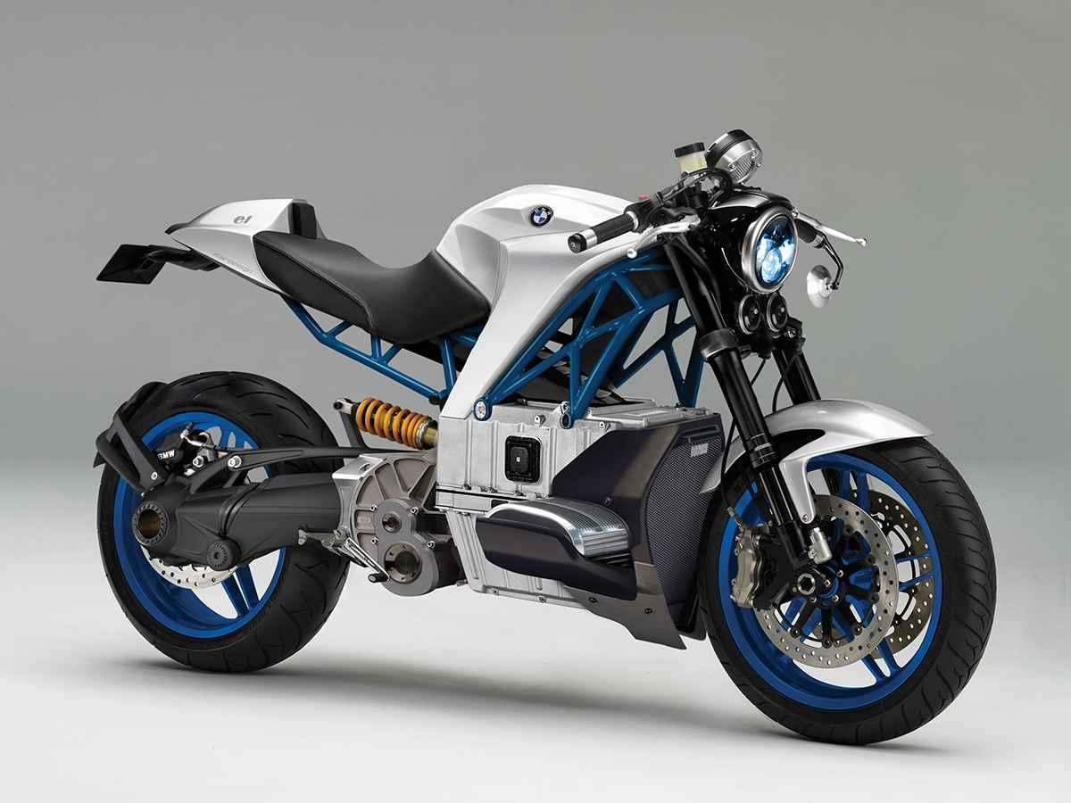 BMW E-BOXER, Future Motorcycle?