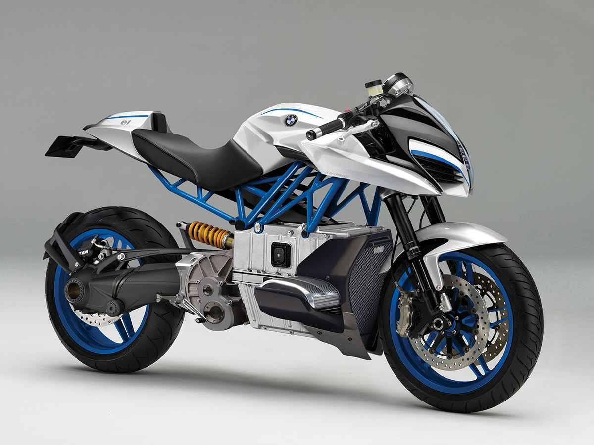 BMW E-BOXER, Future Motorcycle?