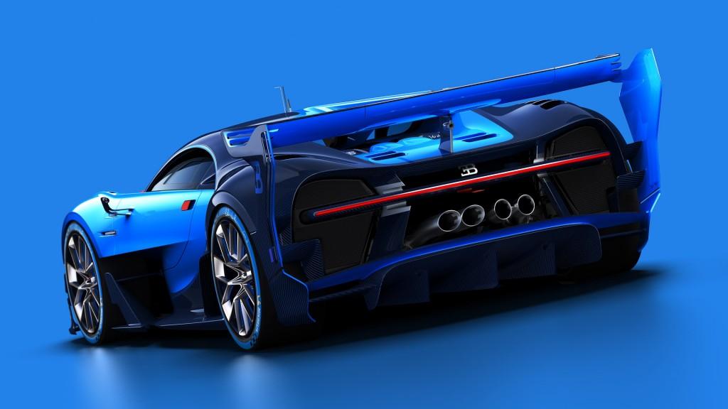 bugatti veyron vision gt shifting gears. Black Bedroom Furniture Sets. Home Design Ideas