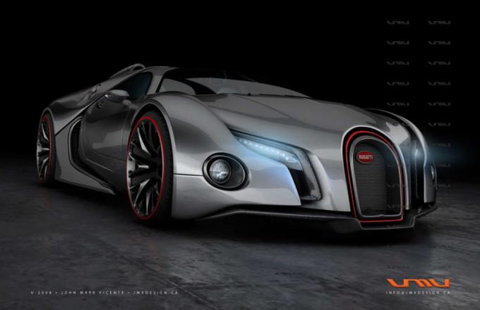 Bugatti Renaissance GT – 6 by jmvdesign