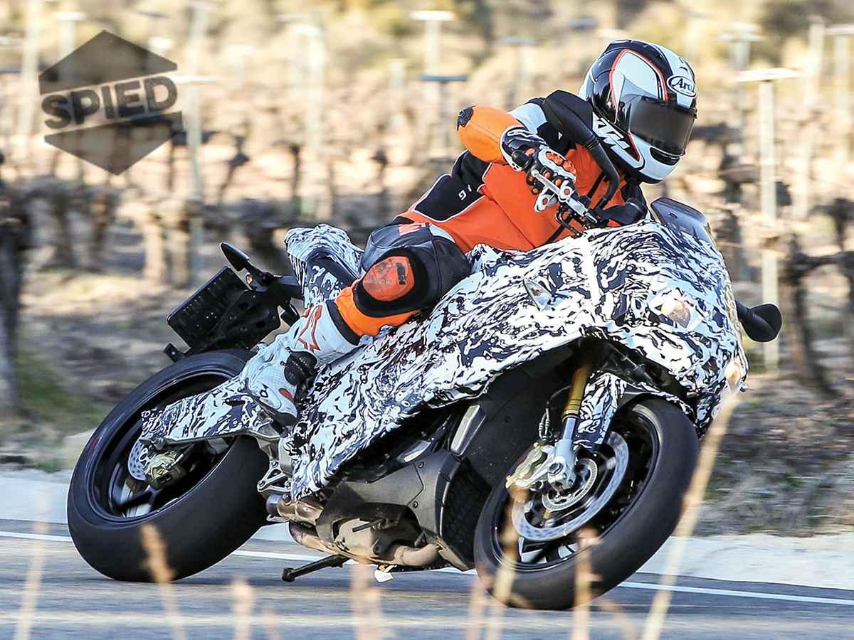 KTM's new superbike - RC16