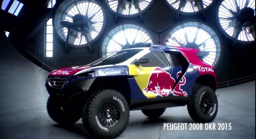 Peugeot 2008 DKR (older version)