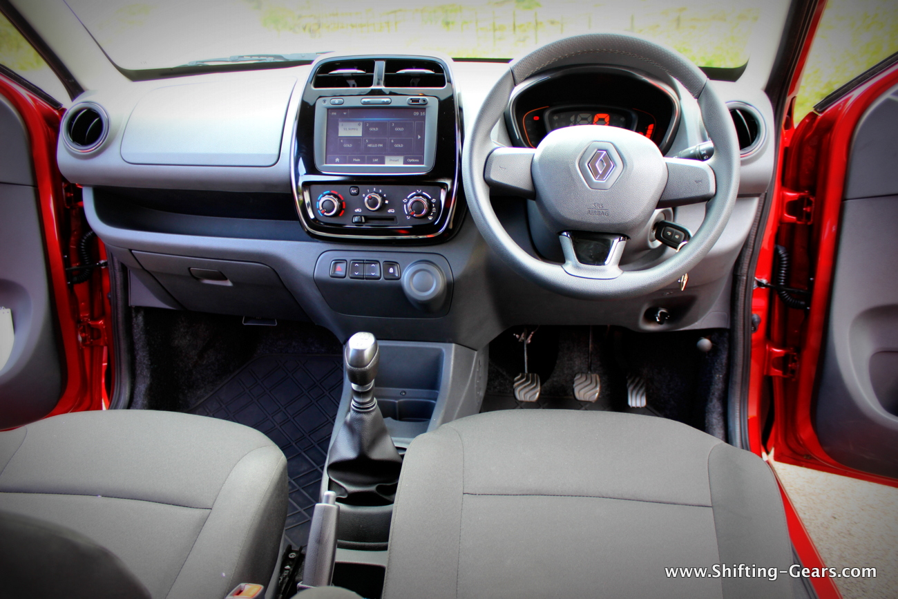 Renault Kwid 54 Shifting Gears