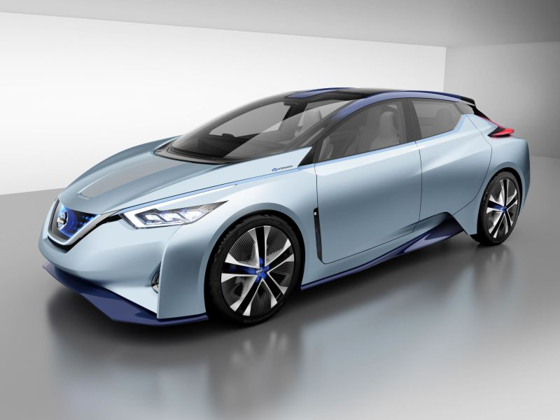 Nissan reveals IDS concept