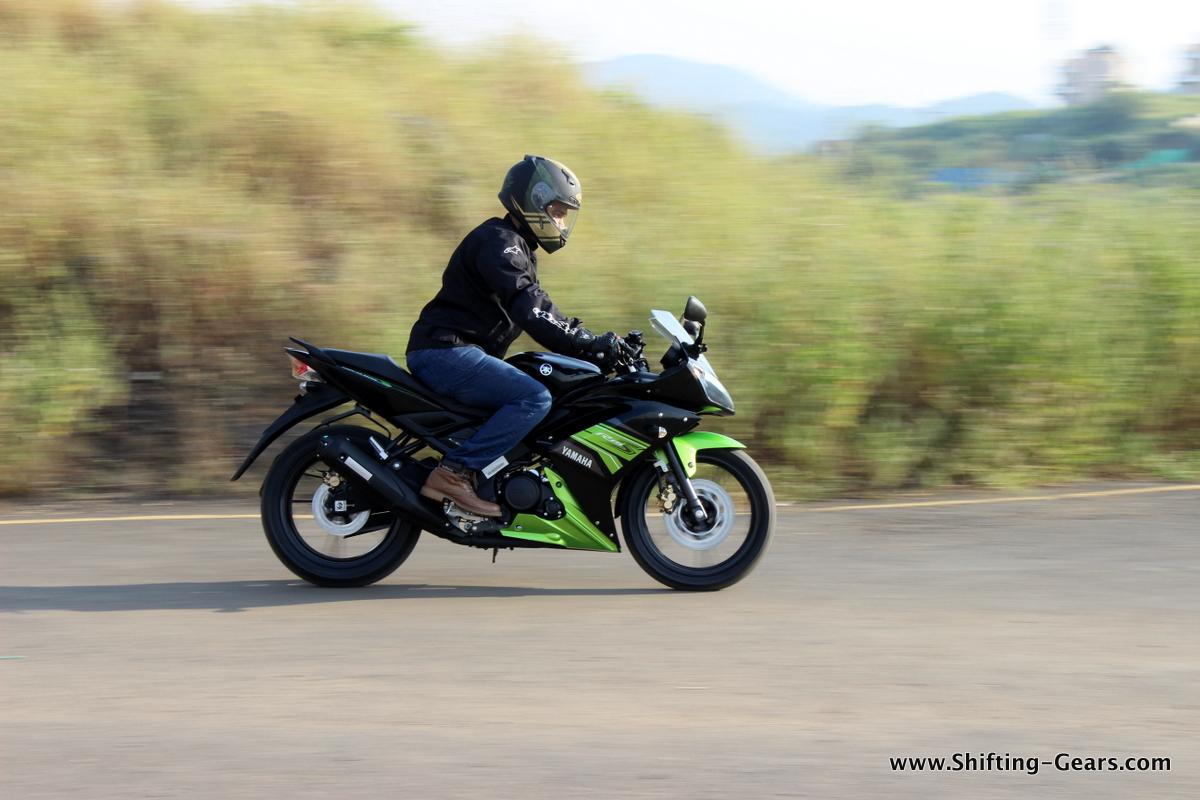 Yamaha YZF-R15s photo gallery