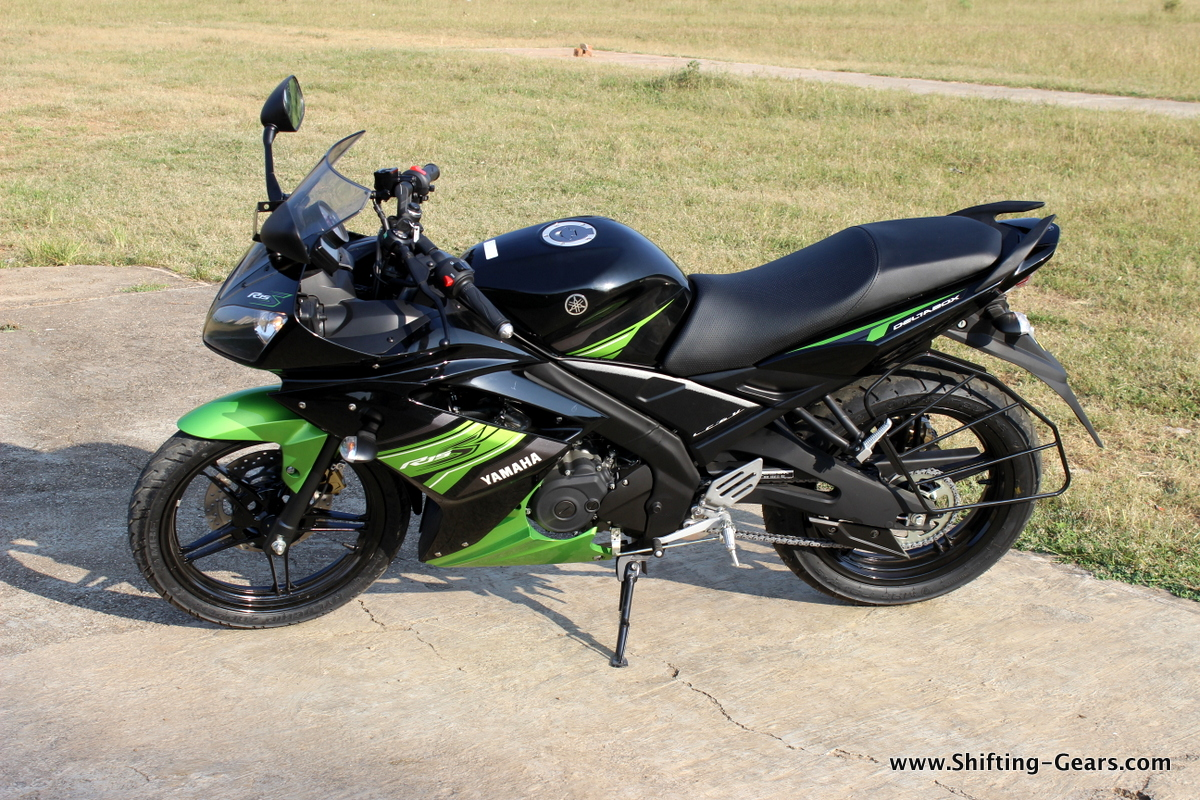 Yamaha yzf r15 yamaha yzf r15 price india yamaha yzf r15 for Yamaha r15 v3 price philippines