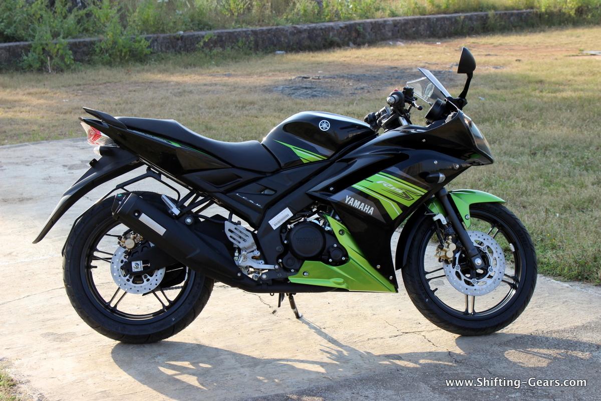 Yamaha YZF-R15s photo gallery | Shifting-Gears
