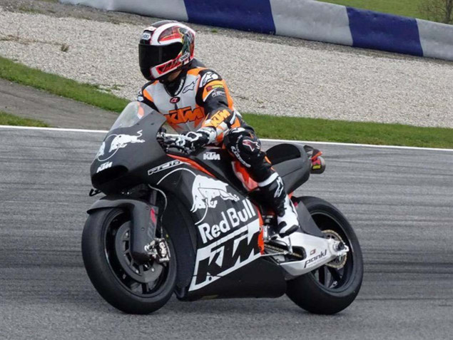 KTM's RC16