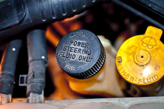 Replacing Power Steering Fluid: When, Why & How?