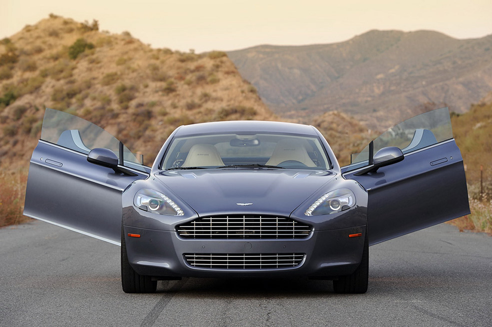 10 Swan Doors \u2013 Aston Martin Rapide & Top 10 coolest car doors | Shifting-Gears