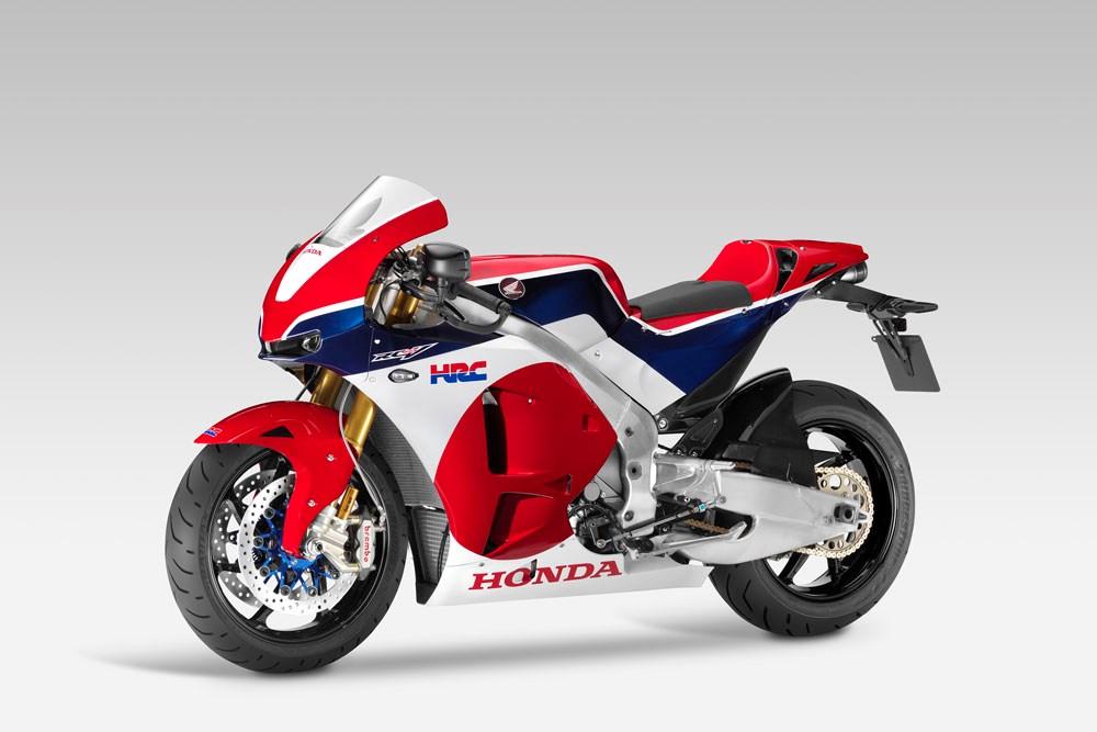 First road-legal Honda RC213V-S delivered