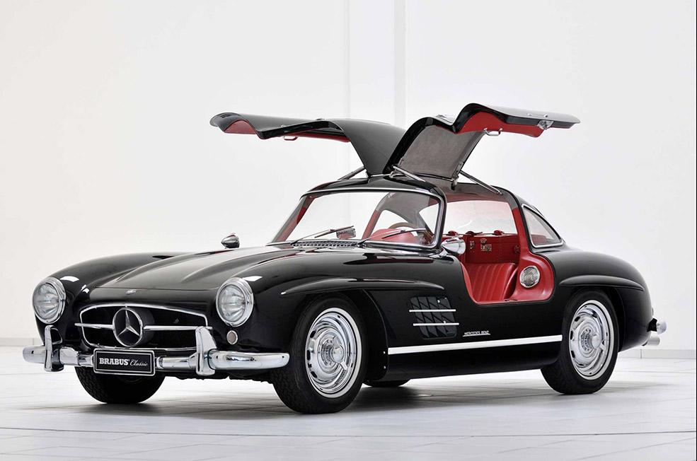 Top 10 coolest car doors shifting gears for Mercedes benz suicide doors