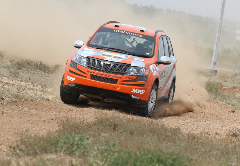 FMSCI Indian Rally Championship 2015