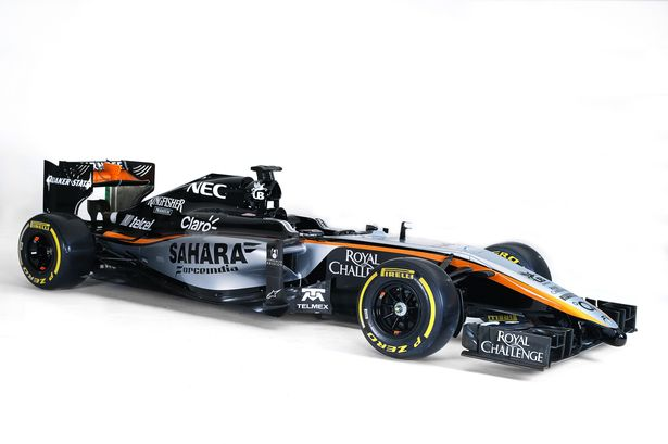 Force India's VJM08 is the most improved car in F1 2015