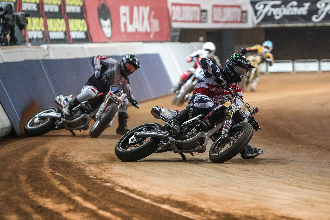 Superprestigio Flat Track Race: Final Results