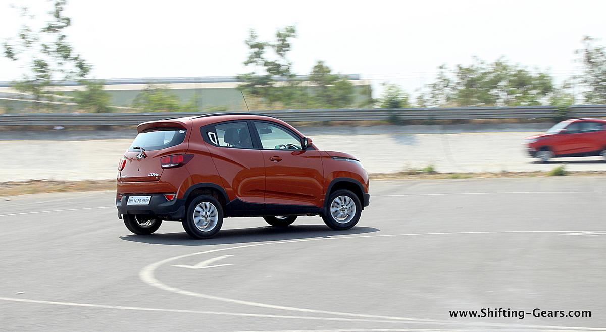 Mahindra KUV100: First Drive Review