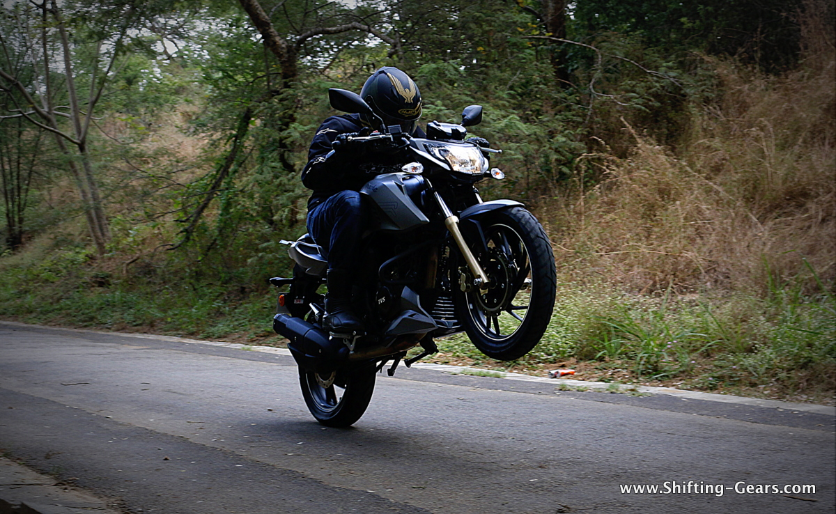 TVS Apache RTR 200 4V: Test Ride Review