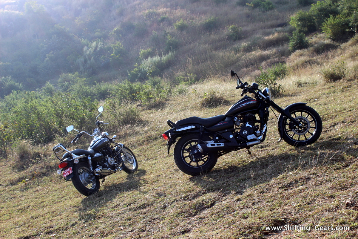 Bajaj Avenger 220 Cruise / Street photo gallery